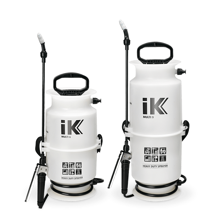 IK Multi 6/9 sprayer