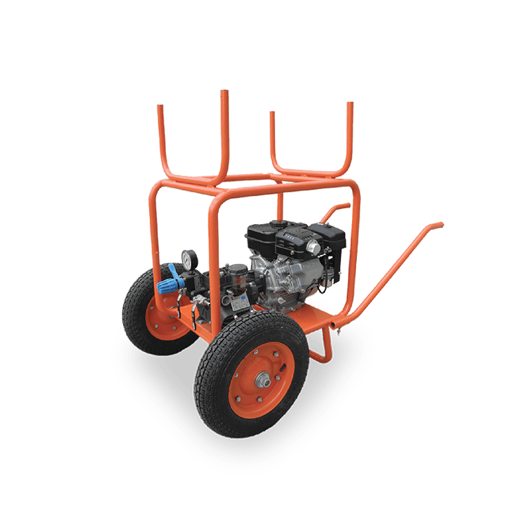 Vieira Wheelbarrow sprayer